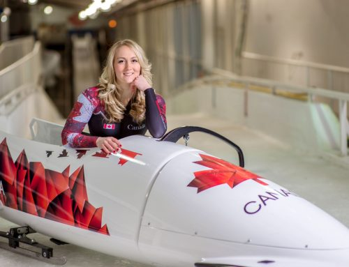 Canadian Bobsledder Melissa Lotholz on success, faith, and making history